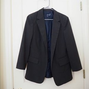 Dark Grey Blazer